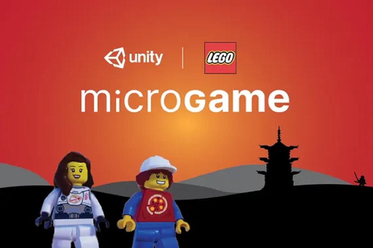 LEGO and Unity Launch Ninjago Microgame Development Contest on LEGO Ideas