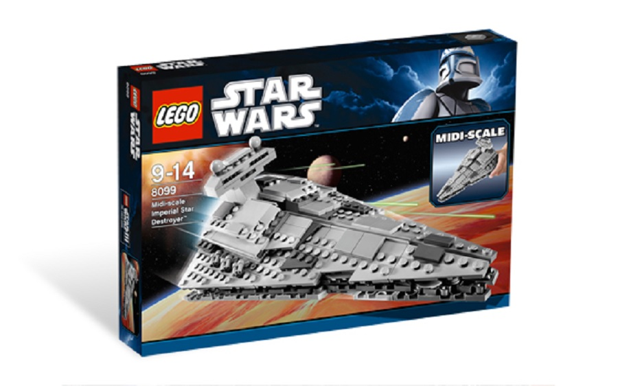 LEGO Star Wars Rumor: New Star Destroyer Set (40484) as GWP for Still-Unconfirmed UCS AT-AT, All Coming November