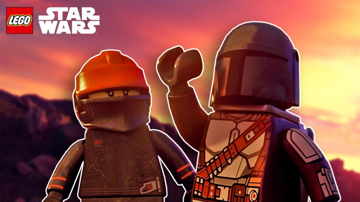 """LEGO Releases Halloween """"Celebrate the Season"""" LEGO Star Wars Animated Shorts, with Compilation"""