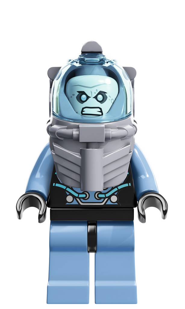 lego mr freeze coloring pages mr freeze