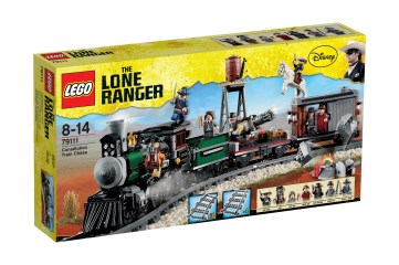 79111 Constitution Train Chase - Box