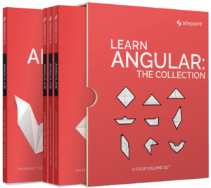 Learn Angular: The Collection, Released June 2018