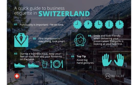 A Quick Guide to Business Etiquette Abroad
