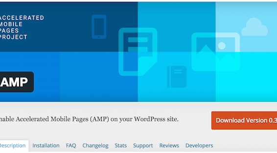 All you need to know about installing AMP on WordPress