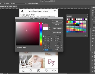 How to plan out your Instagram feed in Photoshop