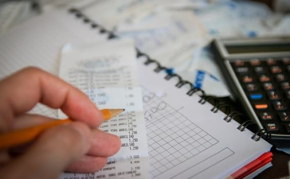 Calculating self-employment taxes