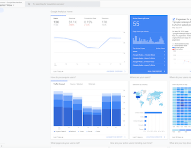 How to use Google Analytics to increase website traffic