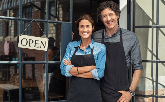 How to get the word out that your small business is open again