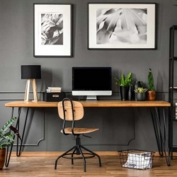 Growth in the home office furniture market expected to increase significantly in 2021