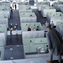 Well, at least nobody is whinging about open plan offices anymore