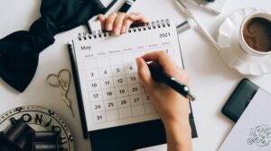 Planning ahead — How to create content calendars and why you need it