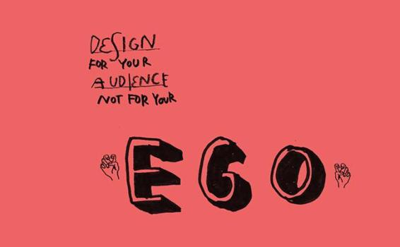 Dealing With Your Ego as a Designer