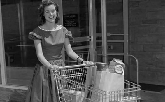 Taking Inspiration from the Humble Shopping Cart
