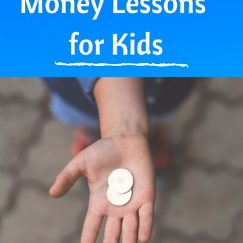 Poll – The Top 3 Money Lessons for Kids