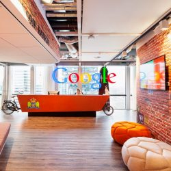 Google should be an example to all when it come to interactive workplace design