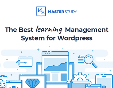 MasterStudy – Revolutionary LMS WordPress Theme on Vue.js Sponsored