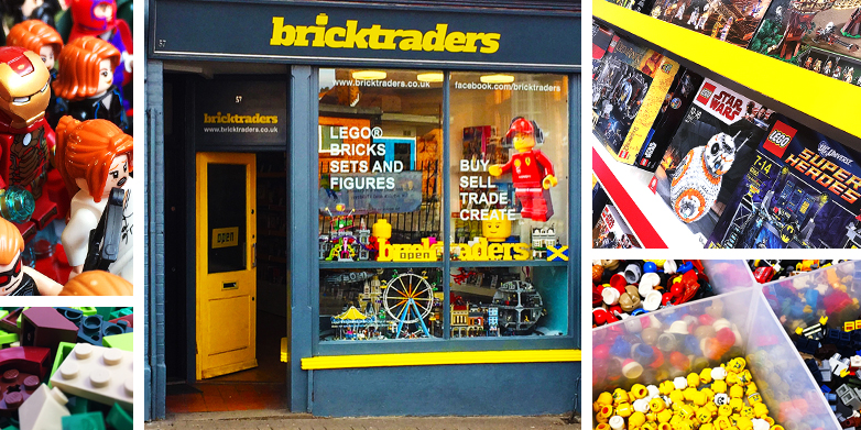 St Albans Bricktraders store now open!