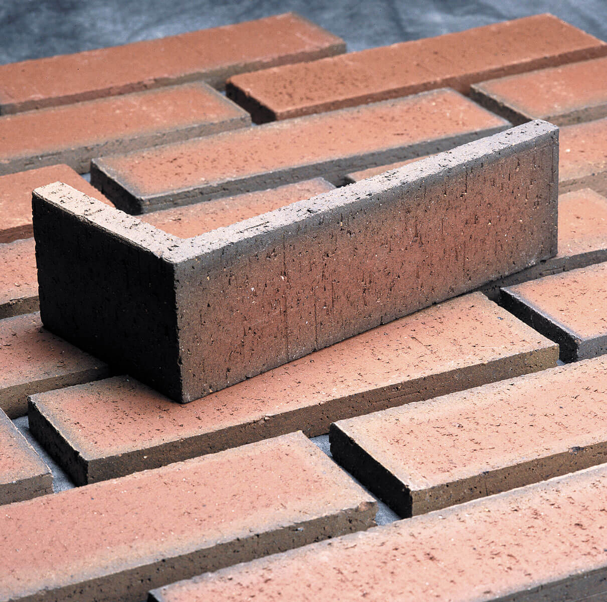 thin brick veneer wall clay brick tile