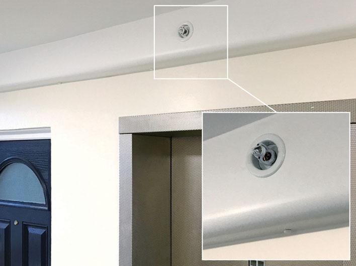 Encasement Fire sprinkler systems 4