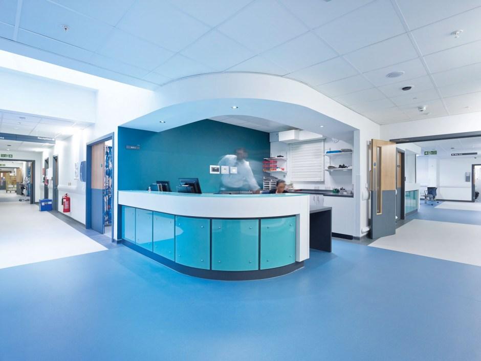 Aberdeen Royal Infirmary Emergency Care Centre-Suprema II