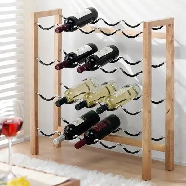 Quel Rangement Choisir Pour Vos Bouteilles De Vin