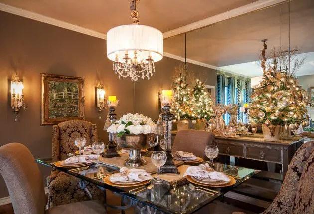 12 Ides De Dcorations De Table Pour Nol BricoBistro