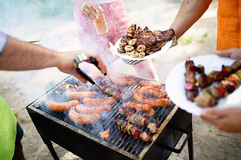 Conseils pour allumer un barbecue