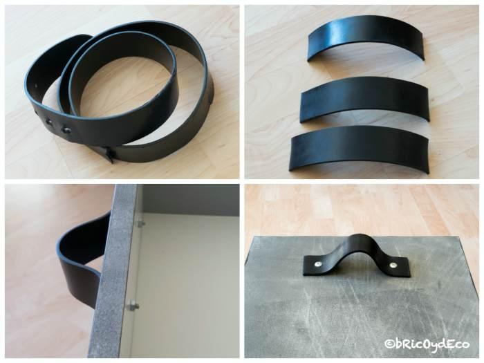 5 ideas diy para renovar los tiradores de cajones y puertas - Pomos para puertas de cocina ...