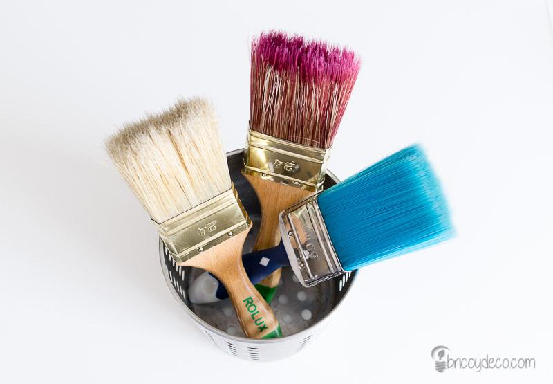 herramientas para pintar: paletinas