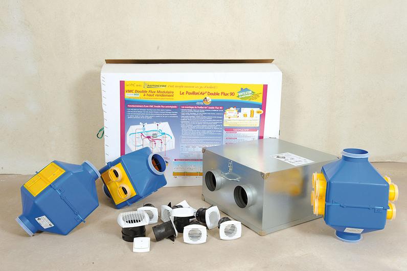 Ventiler Sans Gaspiller Installer Une Vmc Double Flux Autogyre