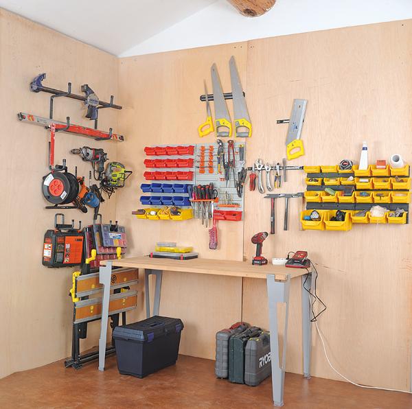 rangements pour l atelier ou le garage