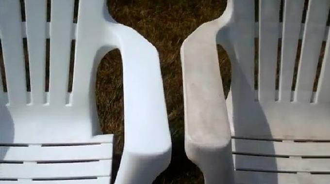 salon de jardin en plastique