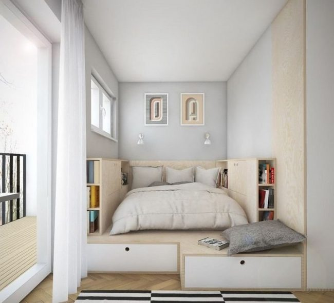 Dormitorios Pequeos 40 Fotos De Decoracin E Ideas