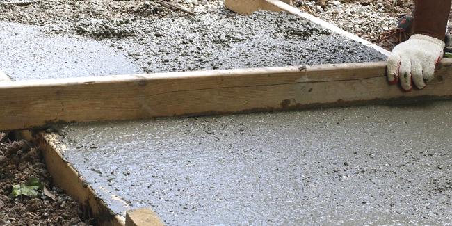 comment realiser une dalle beton prix