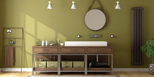 changer du blanc dans une salle de bain