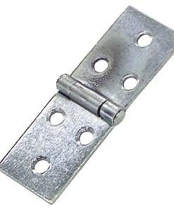 Bisagras zincadas