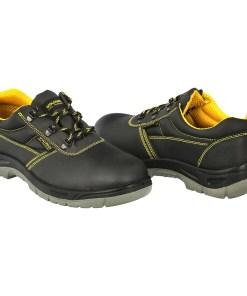 Zapatos Seguridad S3 Piel Negra Wolfpack  Nº 39 Vestuario Laboral