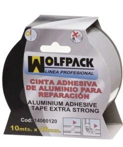 Cintas Autosoldantes / Aluminio