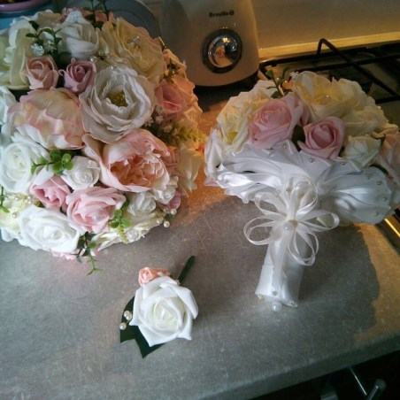 Anna Bridal Bouquet