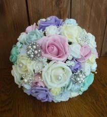 pastel mix bouquet