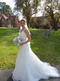 Stacey wedding photo august
