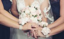 Wedding Wrist corsage