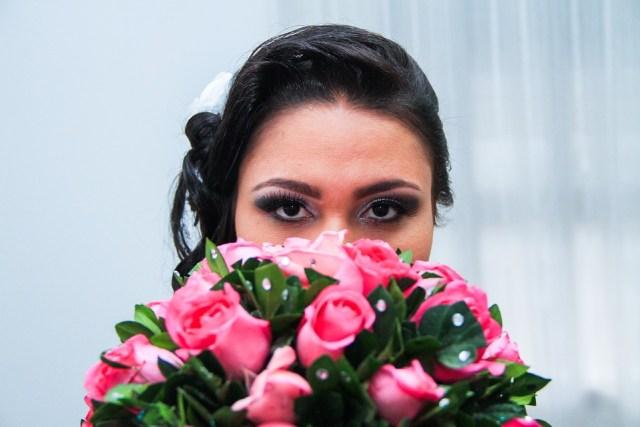 wedding lashes