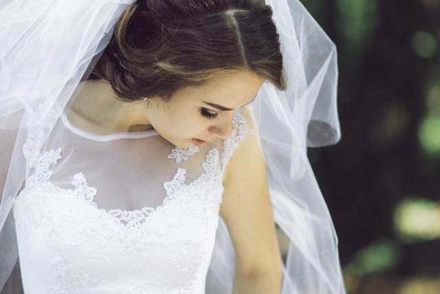 wedding skin glow