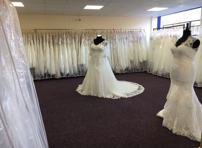 Bridal Gowns Stockport