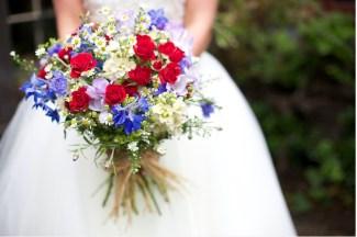 116 Bride's Bouquet