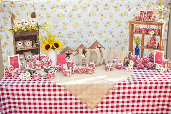 Southern-Themed Bridal Shower BridalGuide