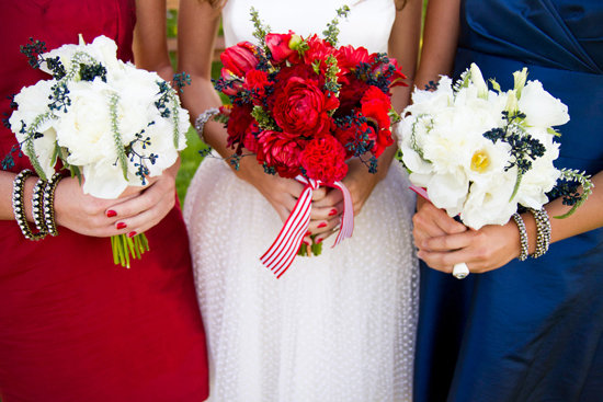 Fourth Of July-Inspired Wedding Ideas