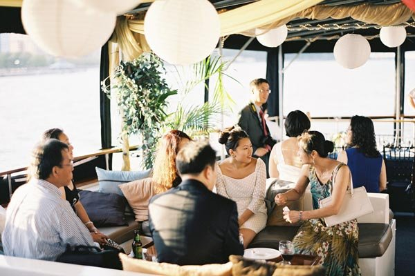 Non-Traditional Engagement Party Ideas