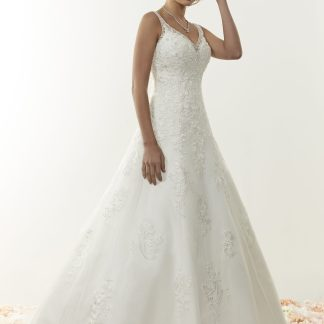 Makayla bridal gown by romantica